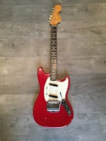 1965 Fender® Mustang- Slab Board!