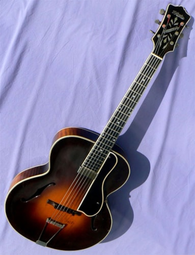 1935 D'Angelico Style 'A', Rare Earliest Version