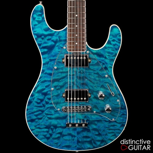 ERNIE BALL MUSIC MAN Steve Morse