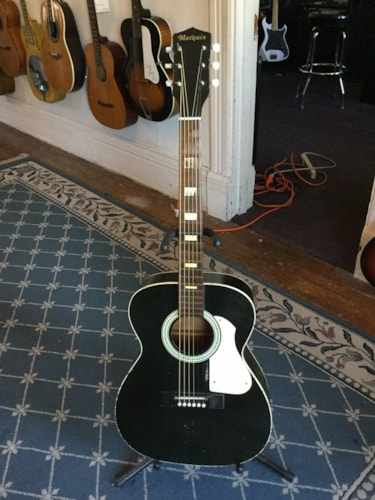 ~1960 Kay Made Marquis Acoustic Guitar