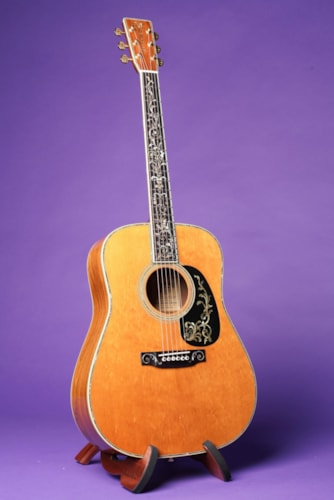 Martin D-45 Deluxe Tree of Life