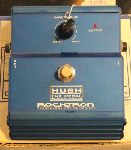 ~2003 Rocktron HUSH The Pedal