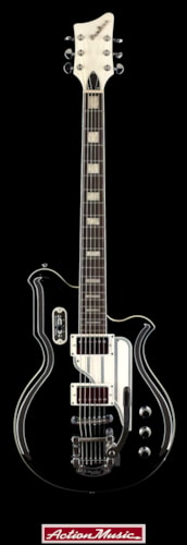 EASTWOOD Airline Map Baritone Deluxe