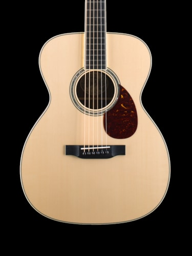 Collings OM3 - Engelmann Top - Rosewood Back and Sides - Torch Peghea