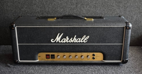 1979 Marshall JMP Mk II Master Model 100w Lead