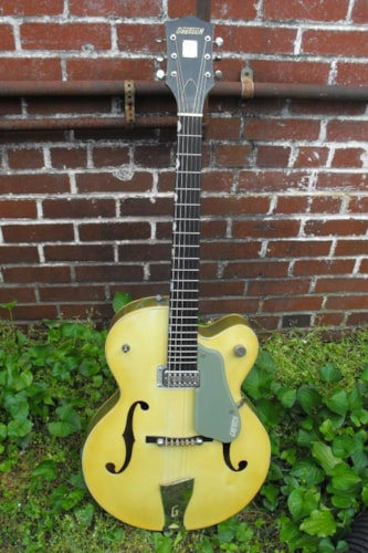 1959 Gretsch 6196 Single Anniversary PAF!