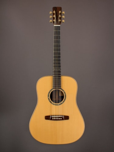 1997 Musser Guitars Dreadnought
