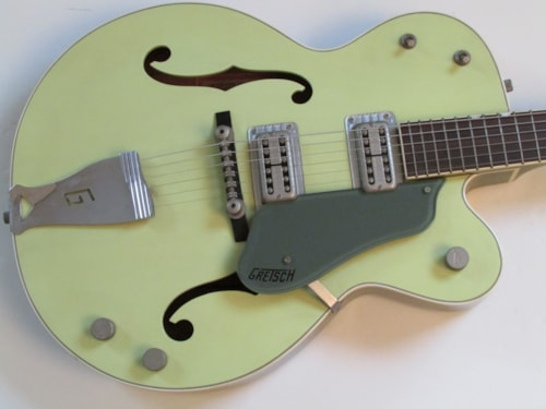 1997 Gretsch Double Anniversary Model 6118