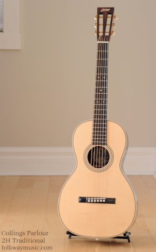 Collings Parlor 2H Traditional
