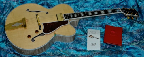2014 Gibson L5-CESN Wes Montgomery