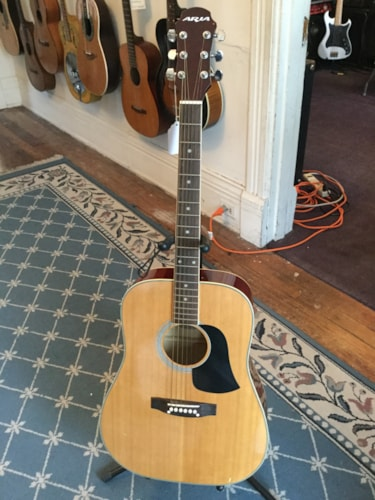 Aria AW-20N Acoustic