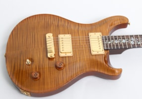 1996 Paul Reed Smith McCarty Rosewood Ltd #12 Tree Of Life Violin Amber