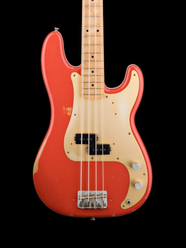 2015 Fender Road Worn Precision Bass  8.2lbs.