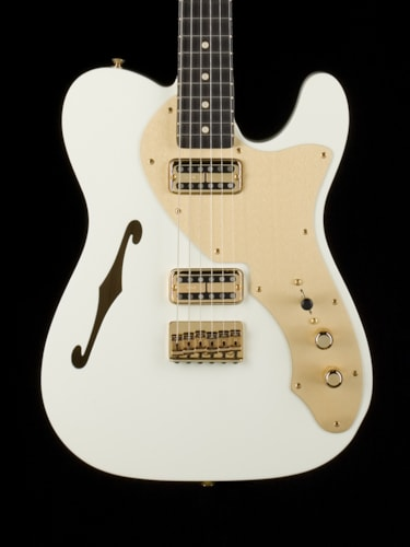 2014 Fender Custom Shop Telecaster Thinline  6.4lbs.