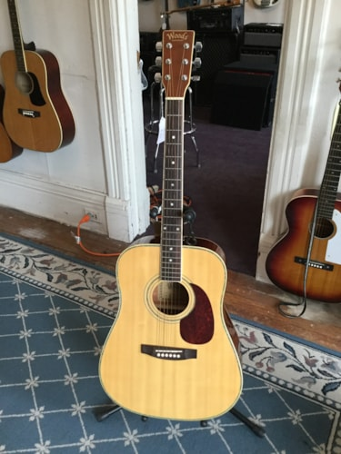 Woods W92 Acoustic Guitar