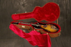 1968 Gibson exs 335 w/ bigsby