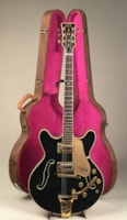 1960 Shot Jackson ( SHO-BUD) 60s hollowbody with Gretsch® pick ups and bigsby