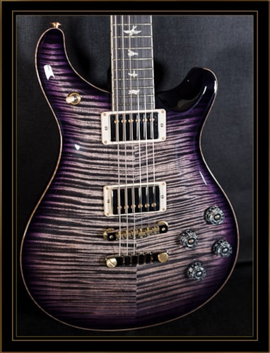 Paul Reed Smith McCarty 594 with 10 Top and Ebony Fretboard