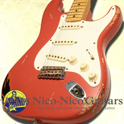 2008 Fender Custom Shop MBS '56 Stratocaster® Heavy Relic® by Dennis Galuszka