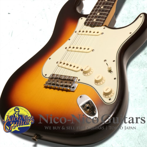 2011 Fender Custom Shop MBS 59 Stratocaster® Closet Classic by Paul Waller