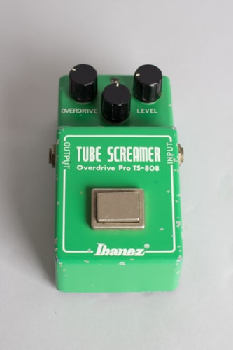 1980 Ibanez Tube Screamer Pro TS-808