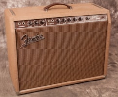 1960 Fender Super Amp