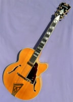 2001 D'Angelico NYL-2: Solid Spruce Top