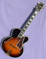 2013 Gibson L-5 Lee Ritenour, w/Tags and COA