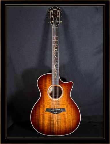Taylor K24CE LTD All Koa Grand Auditorium Limited Edition