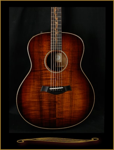Taylor K28E All Koa Grand Orchestra