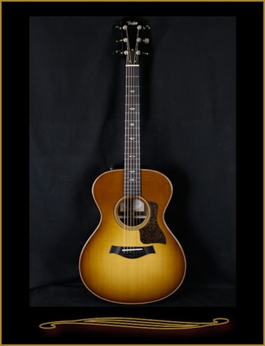 Taylor 712E Rosewood Grand Concert