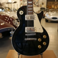 1989 Gibson Les Paul Standard Signed by Ace Frehley