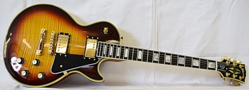 2001 Gibson Custom Shop Les Paul Custom