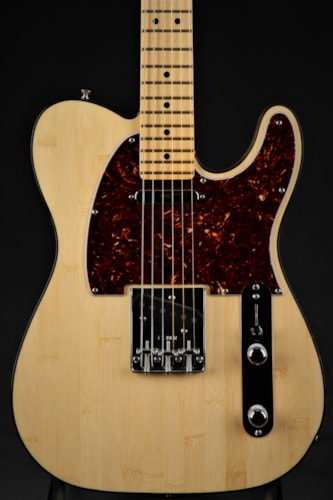 2011 Fender® Limited 60th Anniversary Tele-bration Series Lamboo Telecast