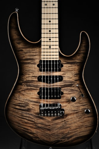 Suhr Modern Pro - Trans Charcoal Burst
