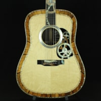 2017 Martin D200 Deluxe Limited Edition of 40