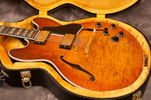 2016 Gibson ES 345 Pemier Figured