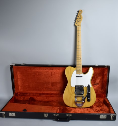 1974 Fender Telecaster with Bigsby