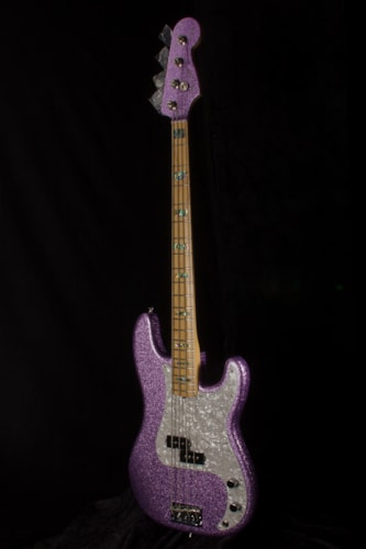 2017 Fender Limited Ed Adam Clayton Precision Bass