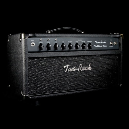 Two Rock Traditional Clean 40/20W Electric Guitar Amplifier Head