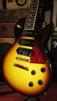 2006 Gibson Custom Shop Peter Frampton Les Paul Jr 3 P-90s