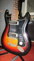 1965 Hagstrom Electric XII 12 String