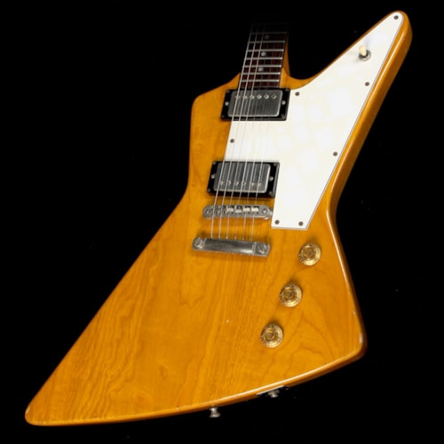 1979 Greco Used 1979 Greco Destroyer Electric Guitar Natural