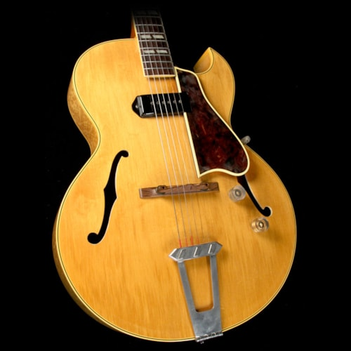 1949 Gibson Used 1949 Gibson ES-175N Hollowbody Electric Guitar Natural