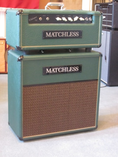 "1988 Matchless (Samson Era) Clucbman 35 with 1 x 12"" Cabinet (1994)"