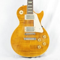 1995 Gibson Les Paul Classic Plus Flametop! Amber 1960 Reissue