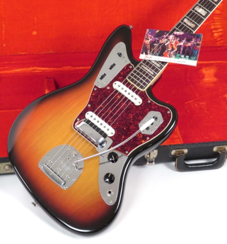 1969 Fender Jaguar