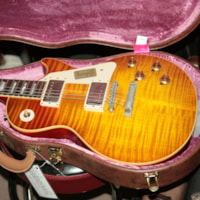 1958 Gibson Mark Knopfler VOS Les Paul Custom Shop Historic 58
