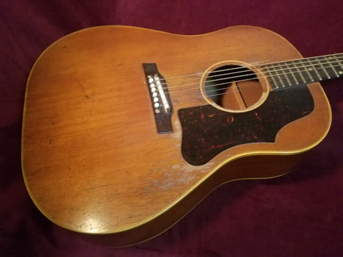 1959 Gibson J-50 Acoustic - Project