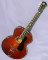 1917 Gibson L-4, Deep Resonant Voice!